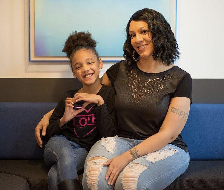 Monica Banks & Daughter Lyric '20