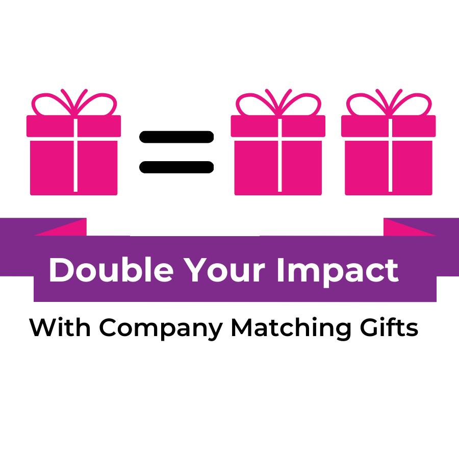 matching gift icon