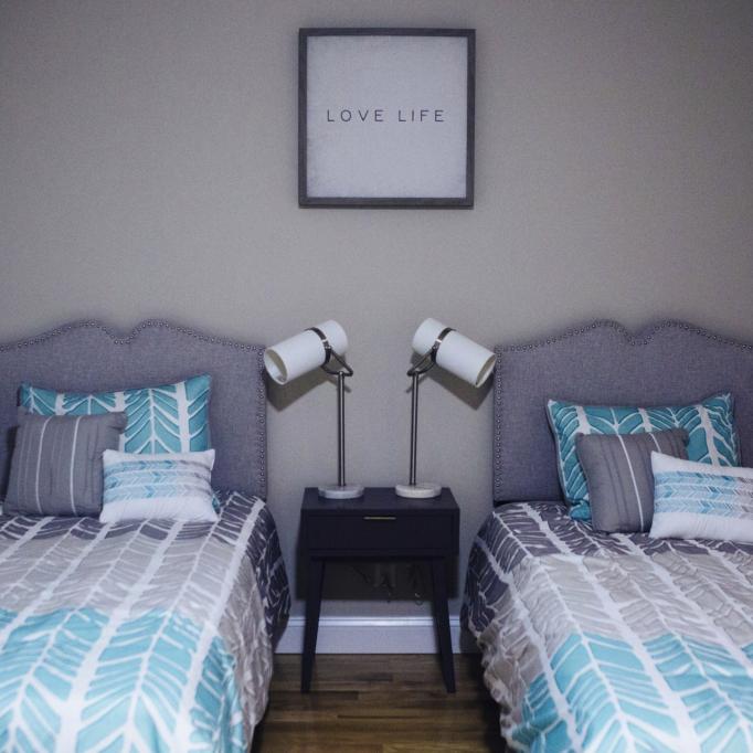 Hope House beds